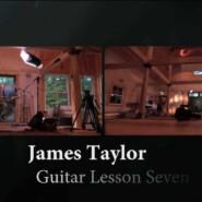 "Lesson 7: ""SECRET O' LIFE"" - Official James Taylor Guitar Lessons"